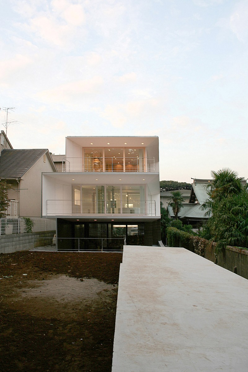 Casa 4 Colores - Kochi Architect's Studio